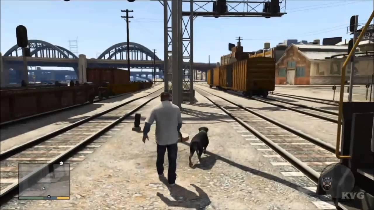 Grand Theft Auto (GTA) V